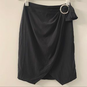& Other Stories Wrap Skirt